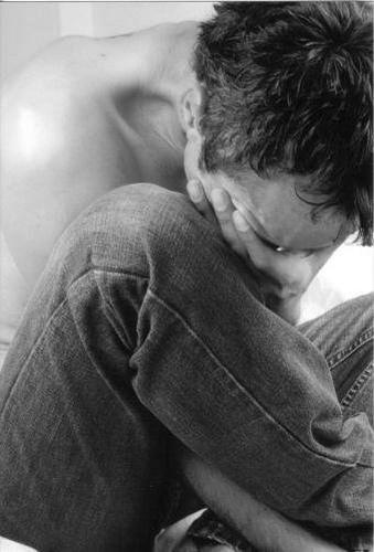 En som er deprimert kan gråte ofte og mye, uten å vite hvorfor.