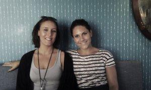 Her er min lillesøster Linn og meg. Jeg er veldig takknemlig for at jeg har en søster som Linn.