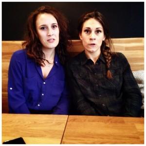 To rare søstre